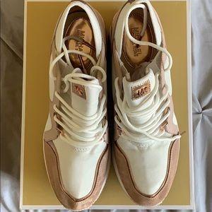 Wedge Michael Kors Tennis Shoes